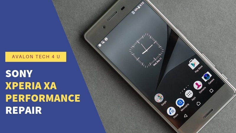Sony Xperia XA Performance Repair