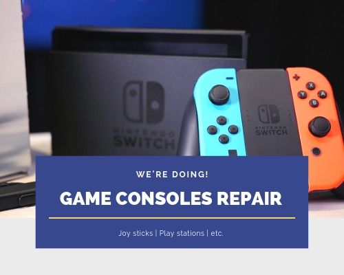 Game Consoles Repair Service in St John's