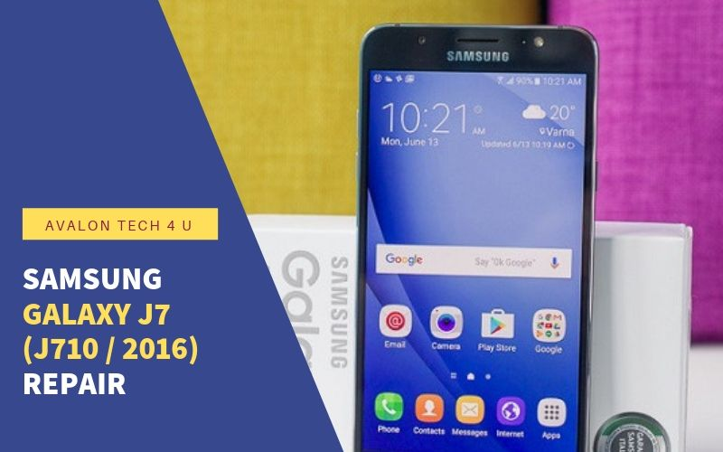 Samsung Galaxy J7 (J710 / 2016) Repair