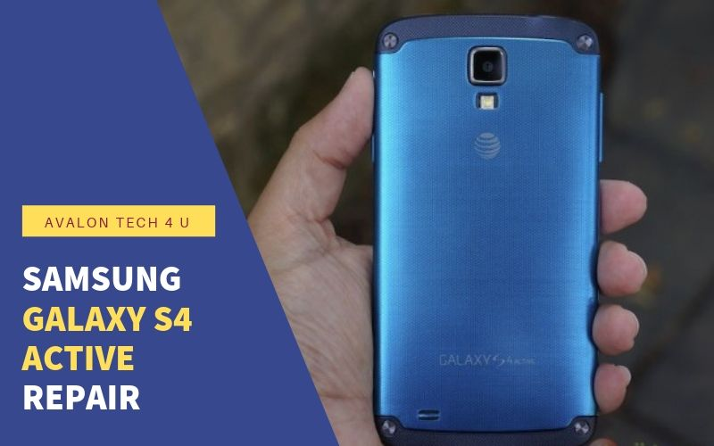 Samsung Galaxy S4 Active Repair