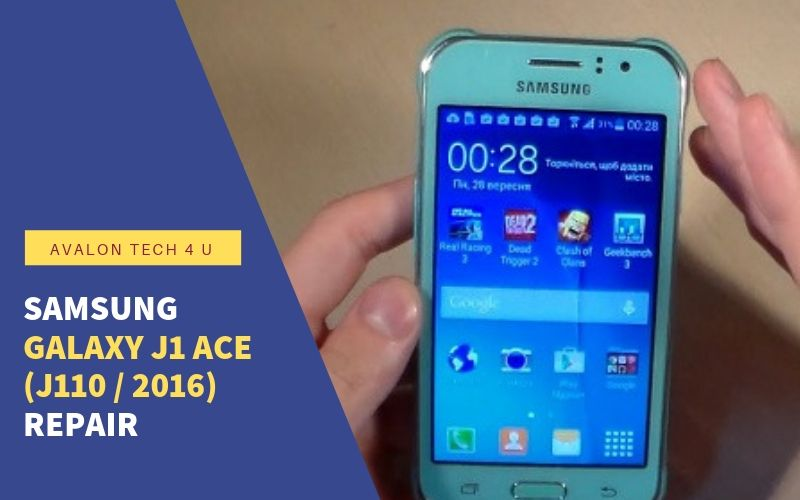 Samsung J1 Ace (J110) Repair