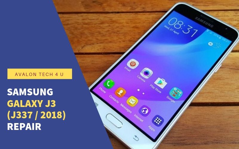 Samsung Galaxy J3 (J337 / 2018) Repair