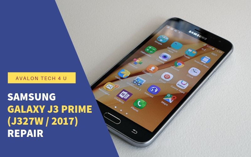 Samsung Galaxy J3 Prime (J327/ 2017) Repair
