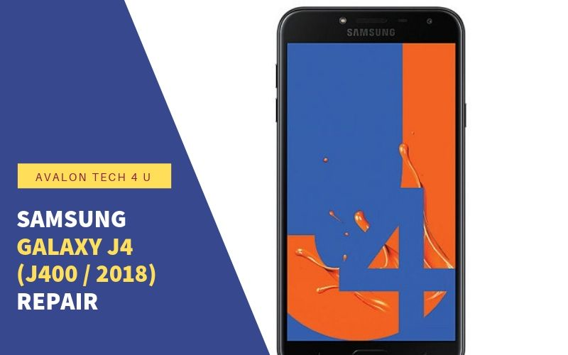 Samsung Galaxy J4 (J400 / 2018) Repair