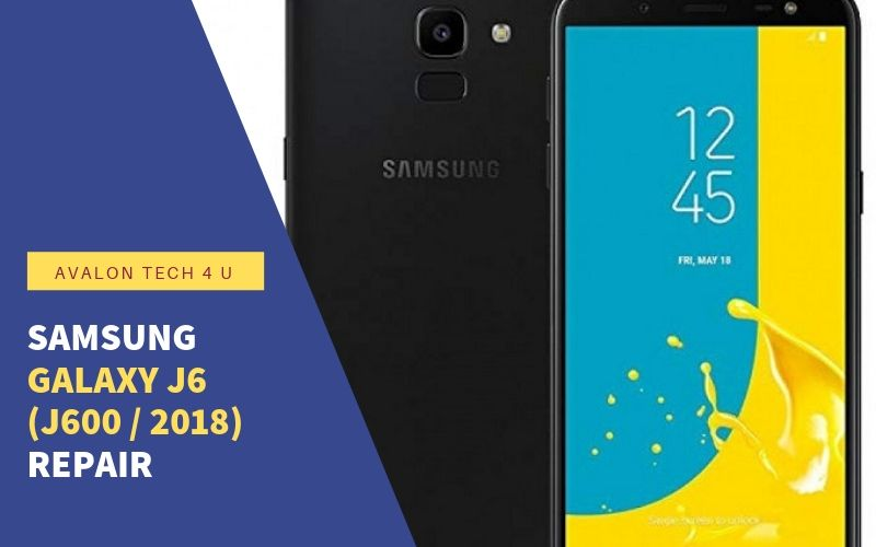 Samsung Galaxy J6 (J600 / 2018) Repair