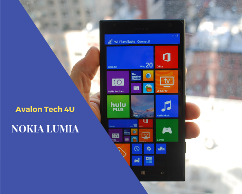 Nokia Lumia 1520 Repair