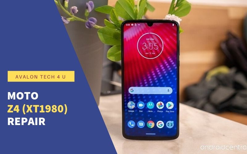 Moto Z4 Repair Service in St John's