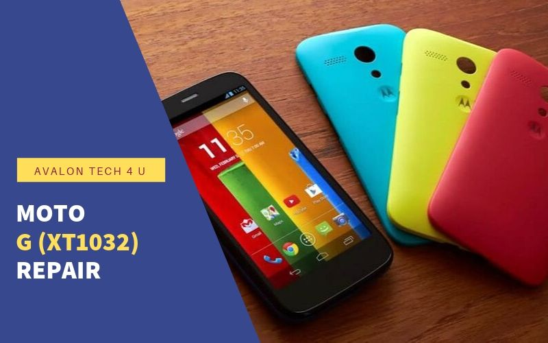 Moto G Repair Service in St John's
