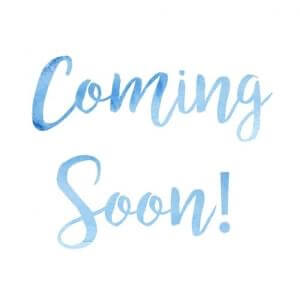 Coming Soon products